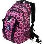 Load image into Gallery viewer, Pink Leopard Serious Backpack-Fussbudget.com
