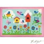Load image into Gallery viewer, Olive Kids Birdie 5x7 Rug-Fussbudget.com