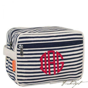 Monogrammed Travel Kit