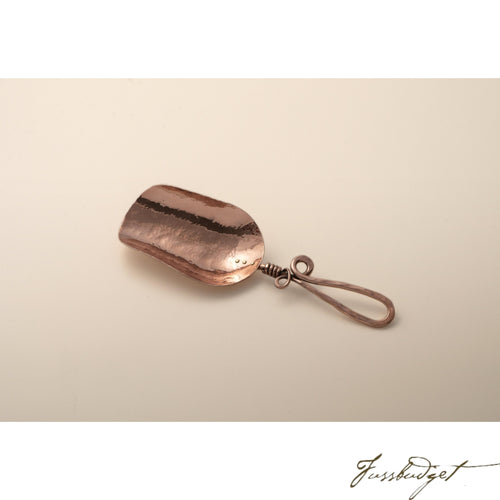 Copper Small Ice Scoop-Fussbudget.com