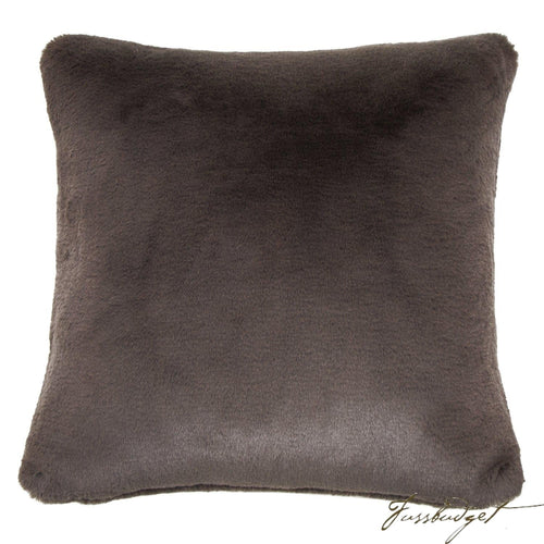Baxter Pillow - Charcoal-Fussbudget.com