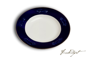 Concours d'Elegance Pasta/Soup Bowls - Royal Blue (sold in boxes of 2)