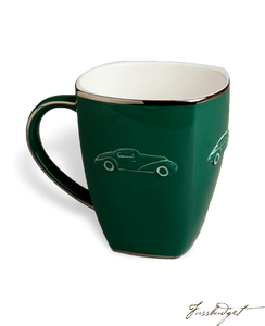 Concours d'Elegance Mugs- British Racing Green (sold in boxes of 2)