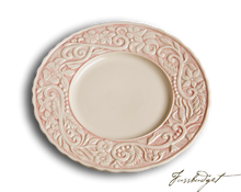 Load image into Gallery viewer, Flower Garden Dinner Plates - Pink (sold in boxes of 4)