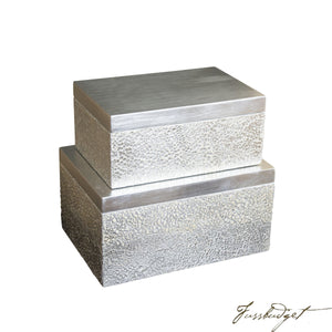 Parker Rectangular Boxes [Set of 2]-Fussbudget.com