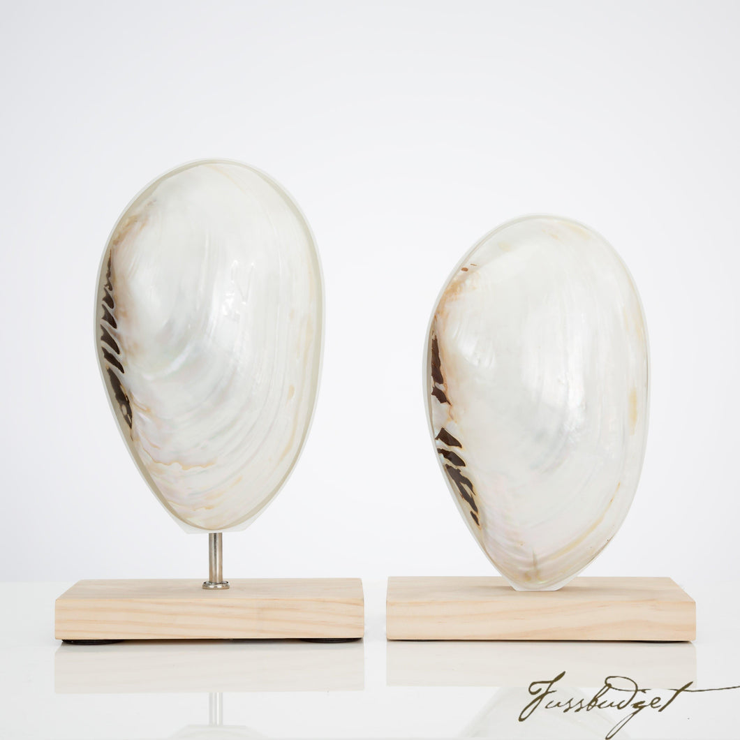 Oceanside Finials [Set of 2]-Fussbudget.com