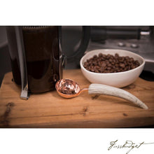 Load image into Gallery viewer, Copper Coffee Scoop-Fussbudget.com
