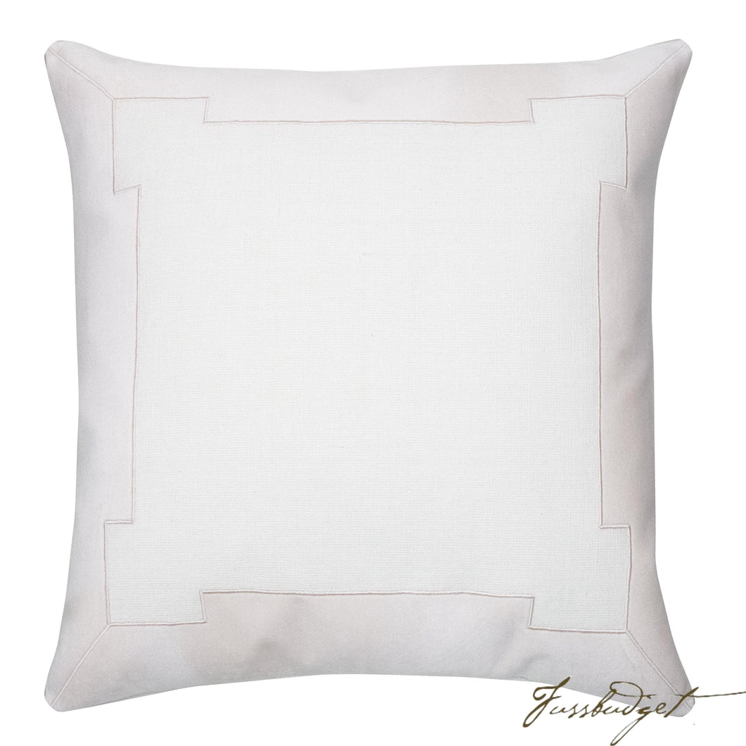 Collins Pillow - Blush-Fussbudget.com
