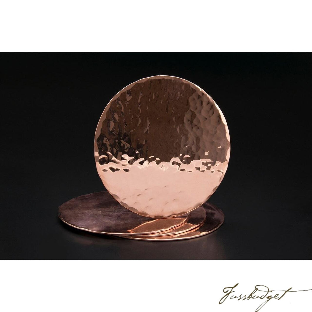 Copper Coasters-Fussbudget.com