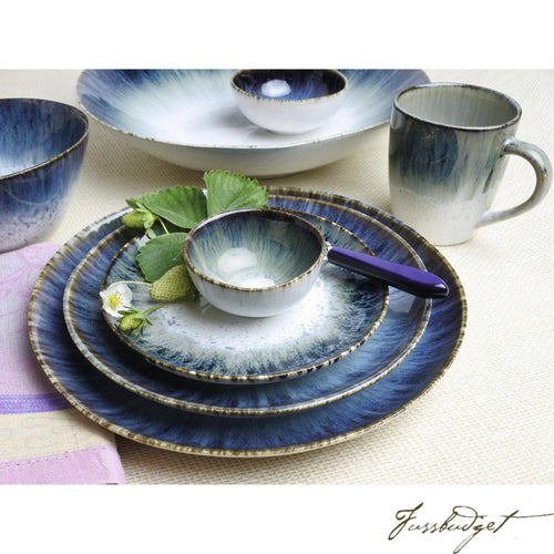 Cypress Complete Dinner set of Four (Save 20%)-Fussbudget.com