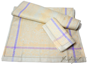 Table Runner - Apricot