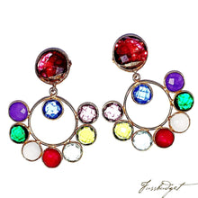 Load image into Gallery viewer, Rainbow Party Earrings