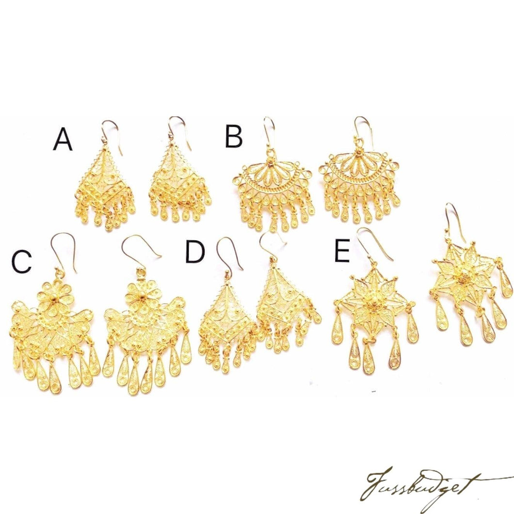 Chandelier Bebe Earrings
