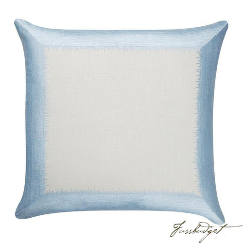 Ella Pillow - Pale Blue-Fussbudget.com