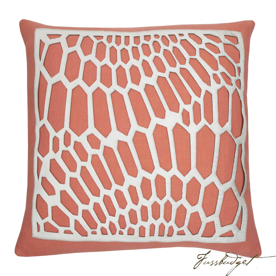 Emerson Pillow - Coral-Fussbudget.com