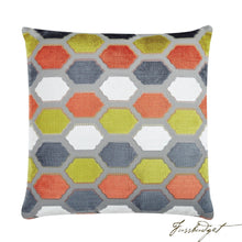 Load image into Gallery viewer, Evie Pillow - Sorbet-Fussbudget.com