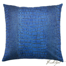 Load image into Gallery viewer, Ferris Pillow - Indigo-Fussbudget.com