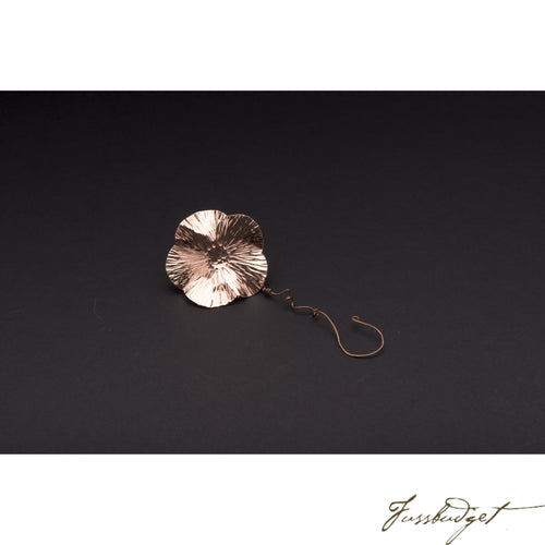Copper Christmas Ornaments-Fussbudget.com