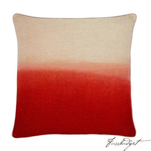 Jenkins Pillow - Red-Fussbudget.com