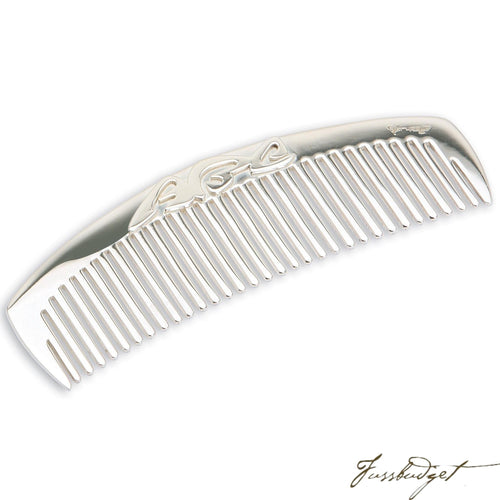 ABC Sterling Silver Baby Comb-Fussbudget.com