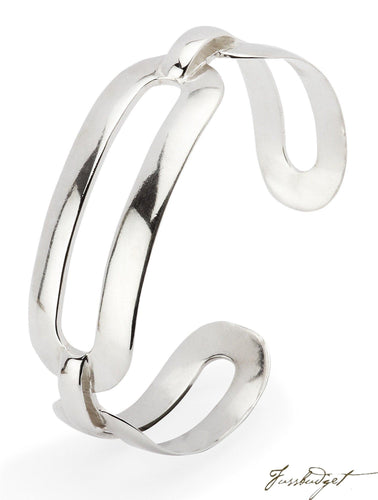 Krysaliis Sterling Silver Baby/Child's Bracelet Bangle