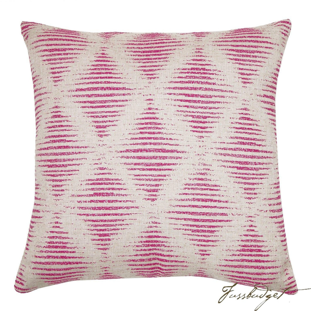 Kinney Pillow - Berry-Fussbudget.com