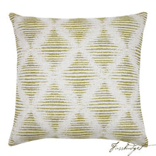 Load image into Gallery viewer, Kinney Pillow - Lime-Fussbudget.com