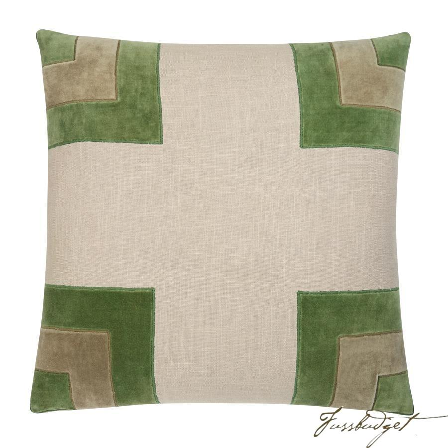 Luke Pillow - Green-Fussbudget.com