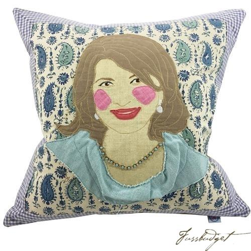 Martha Stewart Custom Made Pillow-Fussbudget.com