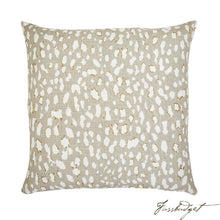 Load image into Gallery viewer, Ollie Pillow - Beige-Fussbudget.com