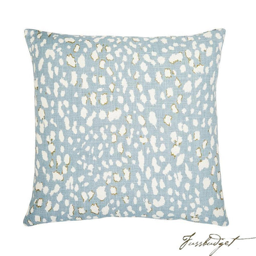 Ollie Pillow - Light Blue-Fussbudget.com
