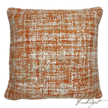 Load image into Gallery viewer, Scout Pillow - Tangerine-Fussbudget.com