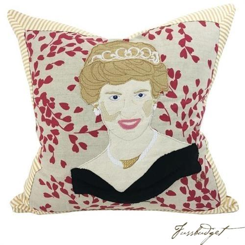 Princess Diana Custom Made Pillow-Fussbudget.com