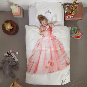 Princess Duvet Cover Set - Free Shipping-Fussbudget.com