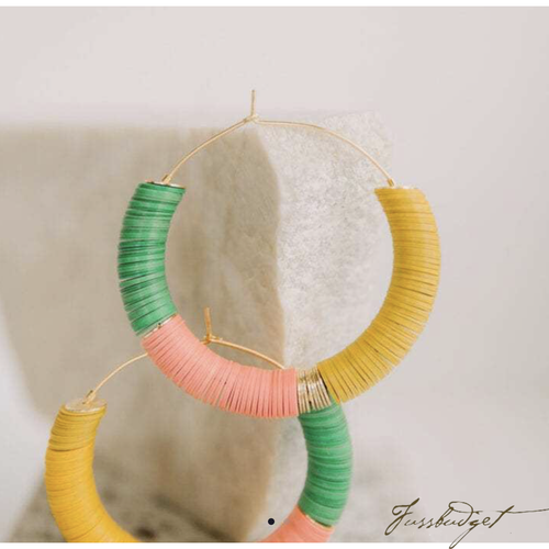 Cabos Hoop Earrings