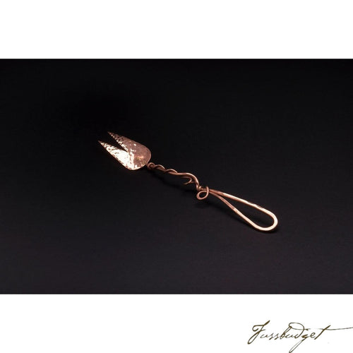 Copper Two Tine Fork - Fussbudget.com