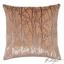 Load image into Gallery viewer, Verona Pillow - Coral-Fussbudget.com