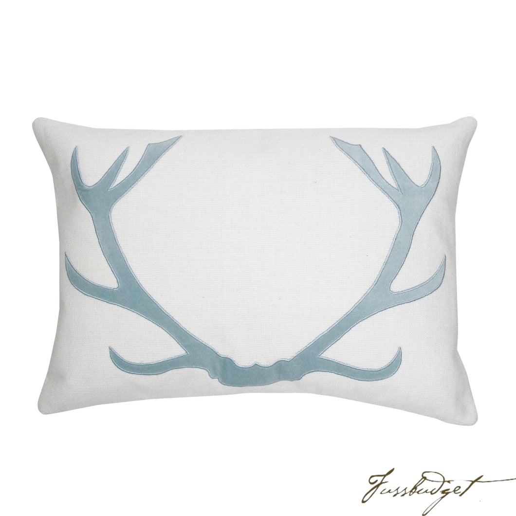 Vixen Pillow - Blue-Fussbudget.com