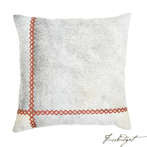 Windsor Pillow - Coral-Fussbudget.com