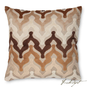 Bella Pillow - Chocolate-Fussbudget.com