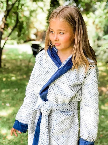 CHILDREN'S SPA ROBE