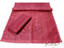 Load image into Gallery viewer, Table Runner - Claret