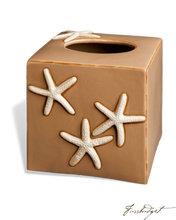 Load image into Gallery viewer, Tissue Box Cover - Sand