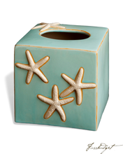 Load image into Gallery viewer, Tissue Box Cover - Ocean