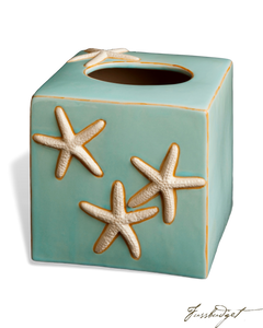 Tissue Box Cover - Ocean