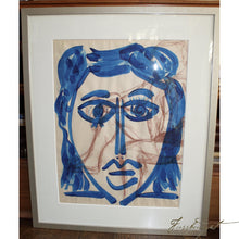 Load image into Gallery viewer, Peter Robert Keil, Blue Picasso, Paris 1969-Fussbudget.com