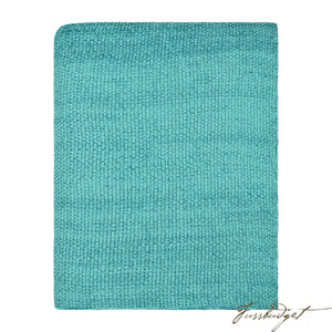 Cotton Throw Blanket - Ombre Collection - Ombre-Fussbudget.com