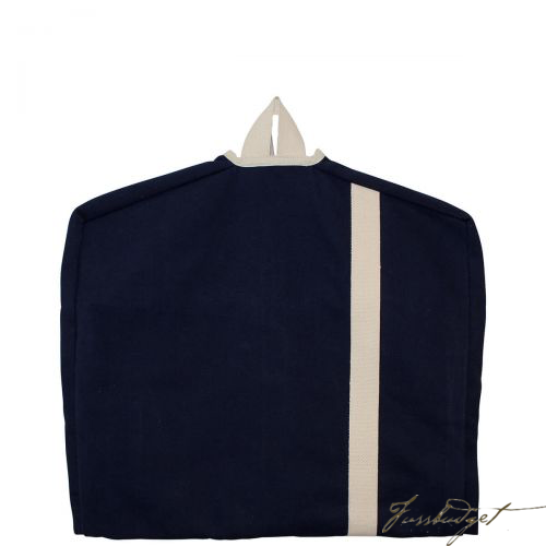 Monogrammed Garment Bag - Look Below for Links to Fonts & Colors-Fussbudget.com