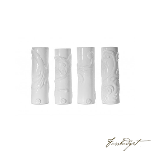 "VASES NO. ""FOUR HUNDRED SIXTY FIVE"", SET OF 4"