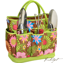 Load image into Gallery viewer, Garden Tote & Tools Set-Fussbudget.com
